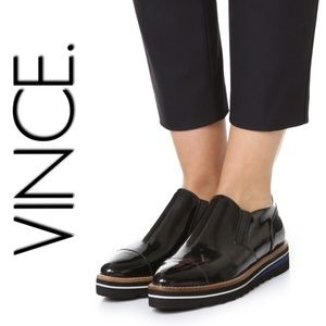VINCE Alona patent Oxford creepers